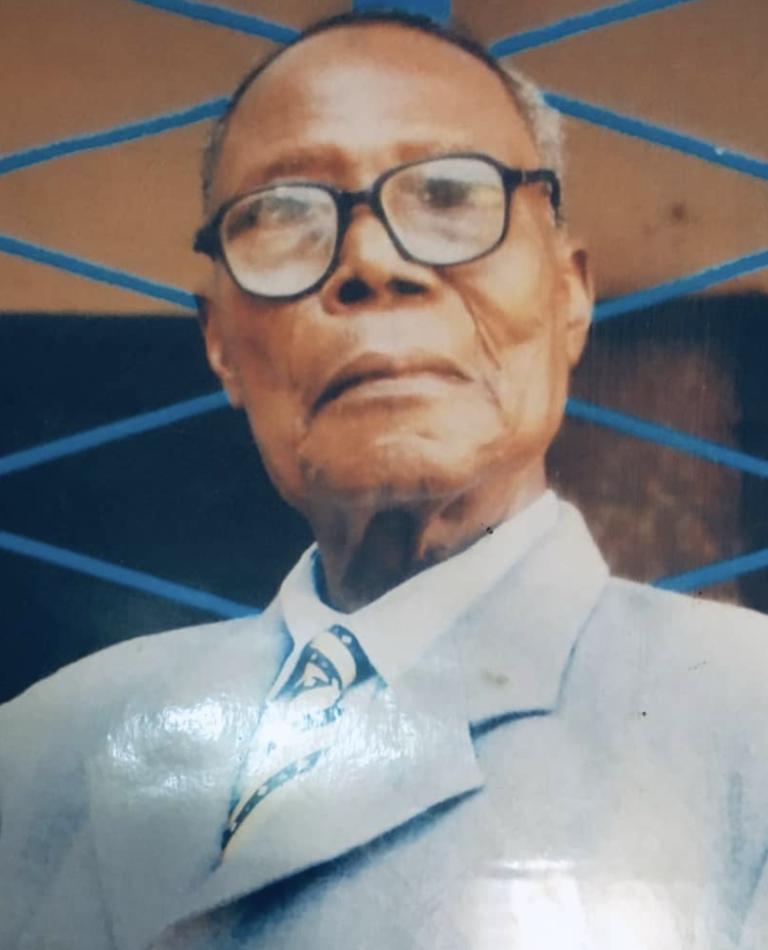 Nécrologie : décès à 94 ans d'Édouard Hassan Digadimbaye 1er DG de la police