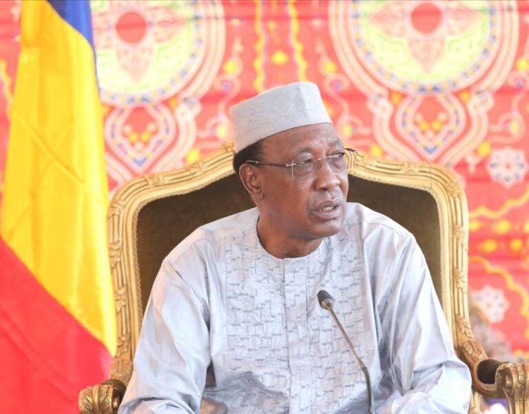 """Journée de la liberté: """"hommage à nos martyrs"""", Idriss Deby Itno"""