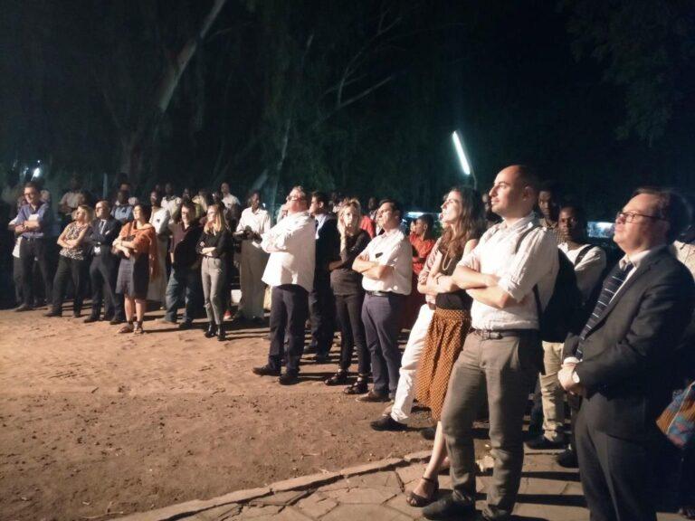 Culture : une exposition photo relate les merveilles du Lac Tchad