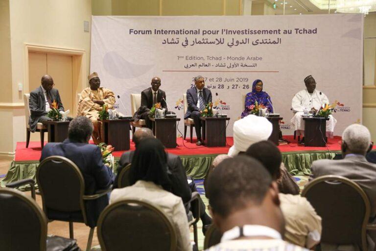 Forum international sur l'investissement : « Un point de départ pour les pays arabes de connaitre les potentialités du Tchad »