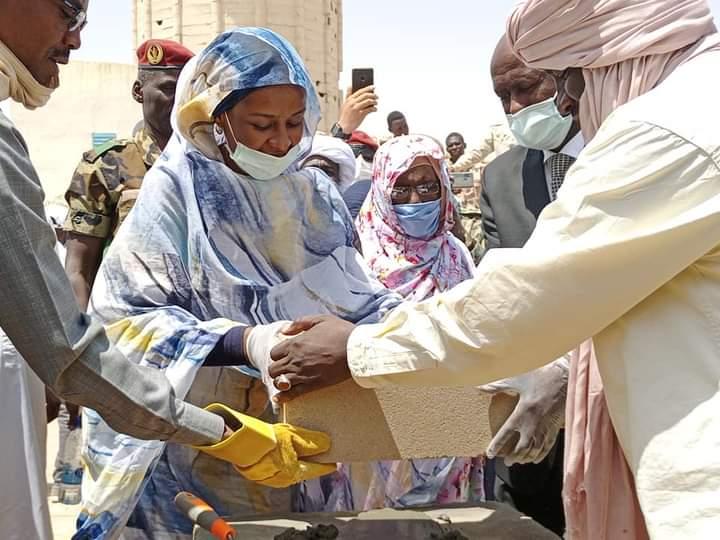 Tchad : Lancement de la construction des bâtiments du projet PAEPA à Faya