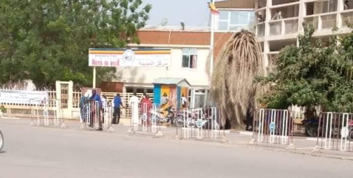 تشاد: بلدية أنجمينا تبدأ في إستصلاح شوارع العاصمة الرئيسية