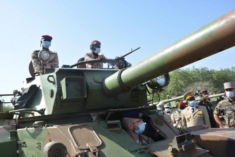 Coopération : La France dote l'armée tchadienne d'engins militaires