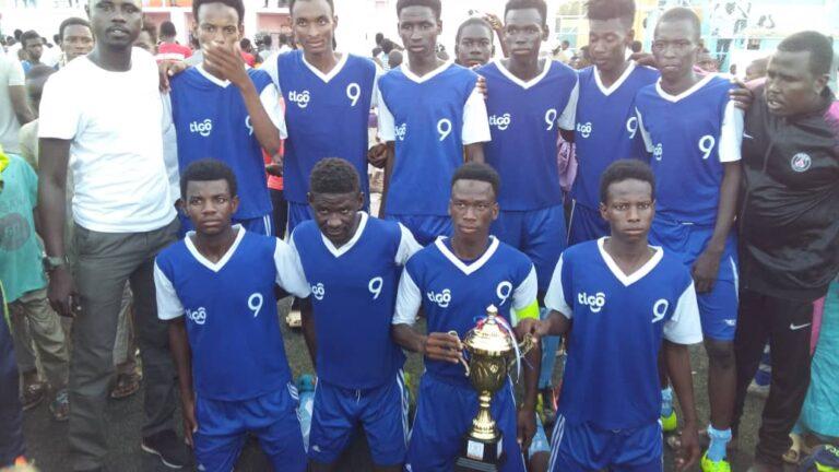 Sport : le FC Moundou remporte le trophée de MUNICOFT