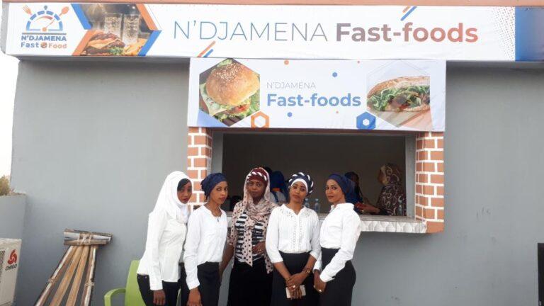 Entrepreneuriat : N'Djamena Fast-food, le restaurant qui entend révolutionner la gastronomie tchadienne