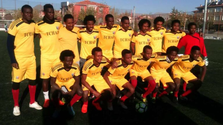 Football estudiantin : le Tchad secoue le Mozambique en Turquie