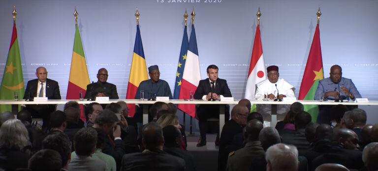 G5 Sahel : l'indispensable soutien extérieur