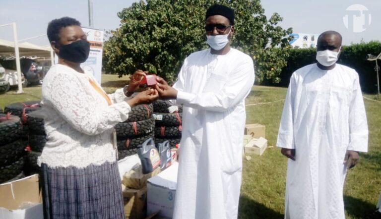 Coronavirus : l'ONG CARE International assiste la Coordination sanitaire avec des pièces de rechange et du carburant