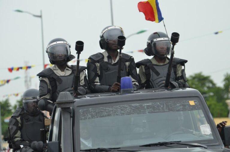 Tchad: N'Djamena sous haute surveillance policière