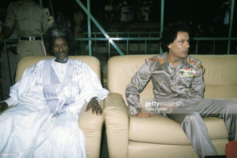 """ذكرى: اليوم الذي تم فيه إعلان إندماج تشاد وليبيا لتصبح """"جماهيرية"""" واحدة"""
