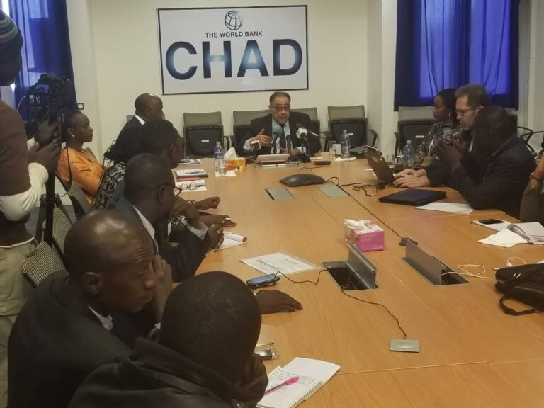 Hafez Ghanem promet le renforcement du projet SWEDD afin de couvrir tout le Tchad