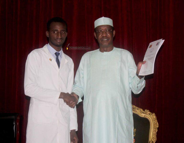 Tchad : les nouveaux médecins formés à Cuba promettent ne jamais aller en grève