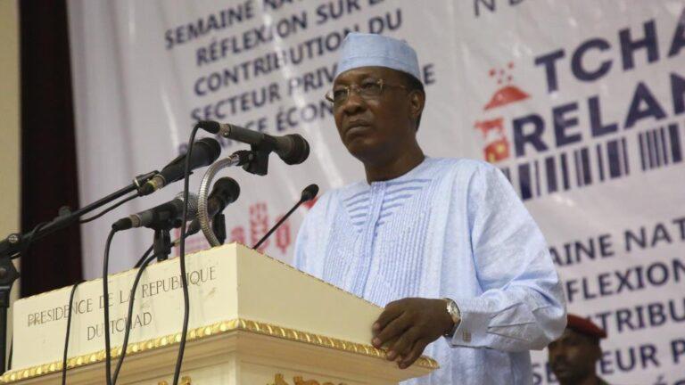 Tchad : le président Déby dénonce les maux qui gangrènent le secteur privé