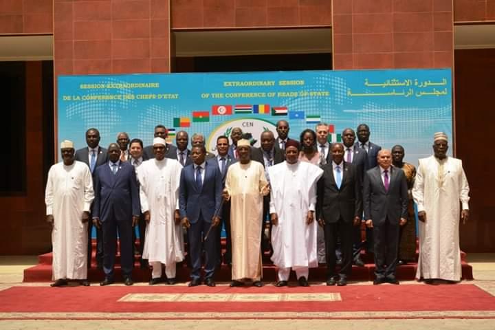 Sommet de la Cen-Sad : la communauté se dote d'un nouveau Traité
