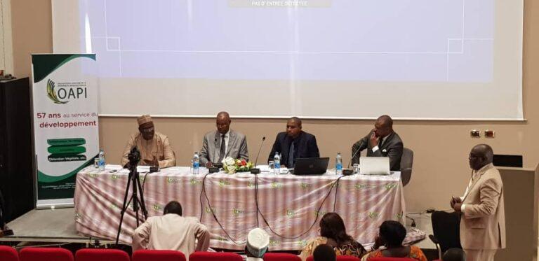 """Anniversaire Oapi: """"propriété intellectuelle et le changement climatique"""" au cœur de la célébration"""