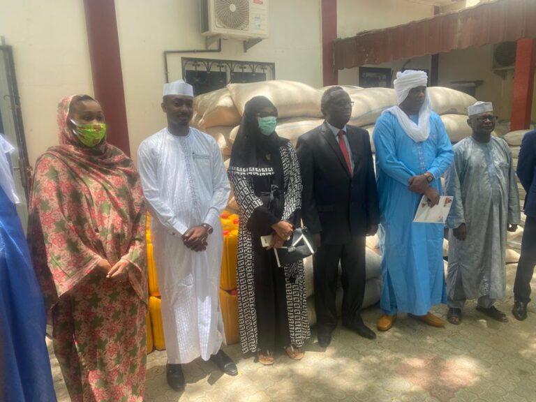 Préparatifs du Ramadan : le groupe Zamko fait un don en faveur des personnes démunies