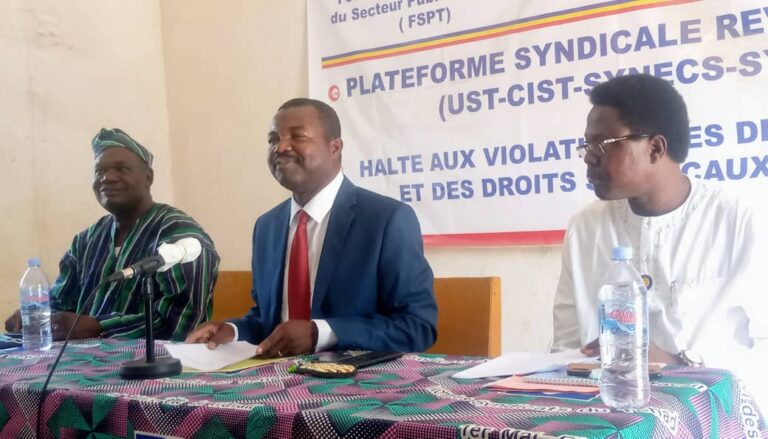 """Tchad : la société civile créée une plateforme dénommée """"Action citoyenne contre le coronavirus"""""""