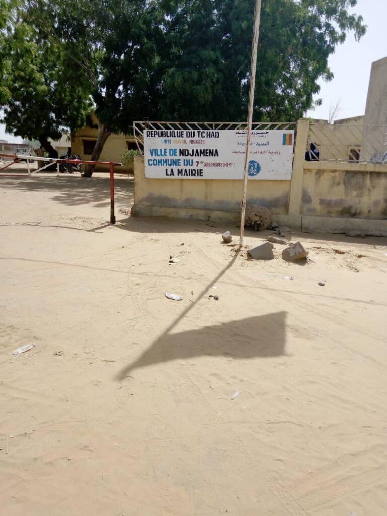 Communes: suspension du secrétaire général du 7e arrondissement de N'Djamena