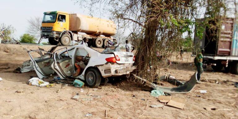 Accident entre Moulkou et Bongor: voici le témoignage du chauffeur du gros porteur