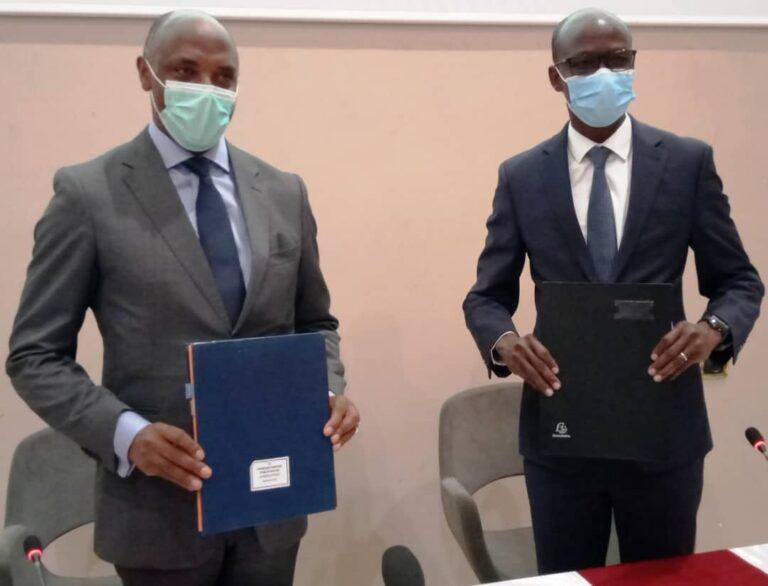 Tchad : signature d'un accord de 27 milliards de francs CFA pour le Lac Tchad