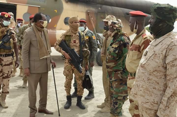Tchad : le président Déby en visite sur les terres de sa victoire contre Boko Haram