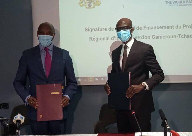 Tchad : signature d'un accord de 54 milliards FCFA pour augmenter l'accès à l'électricité