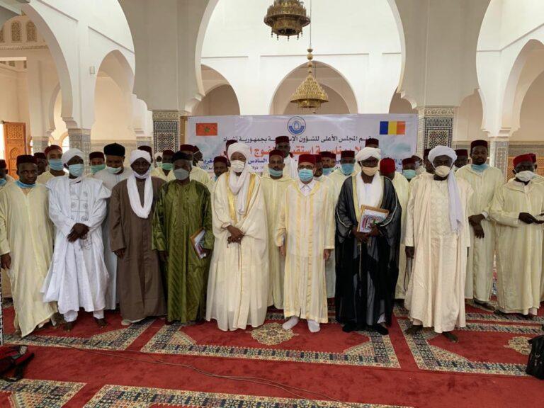 Tchad : le CSAI honore 40 imams et prédicateurs formés au Maroc