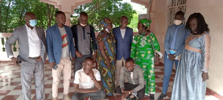 Tchad : les lauréats du Programme de Leadership au Sahel préparent un atelier à N'Djamena