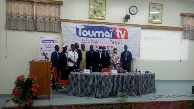 Tchad : Toumai TV lance officiellement ses programmes