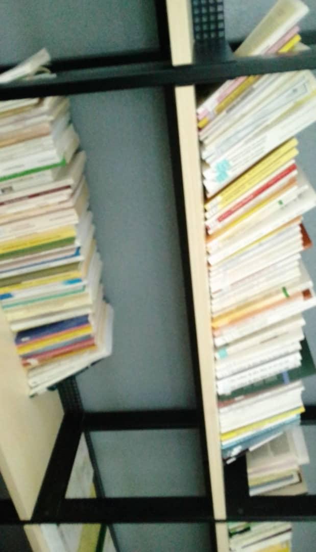 Tchad : la culture de la lecture se meurt