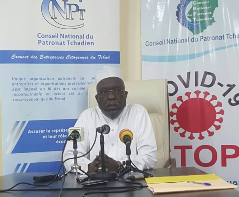 Tchad: le Conseil national du patronat demande l'aide du gouvernement aux entreprises