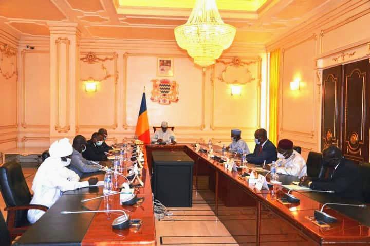 Tchad : le Maréchal Déby convoque une réunion sur la flambée du prix du ciment