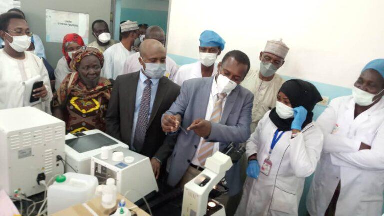 Tchad :  « On va faire de la médecine de qualité, mais on va casser les œufs »