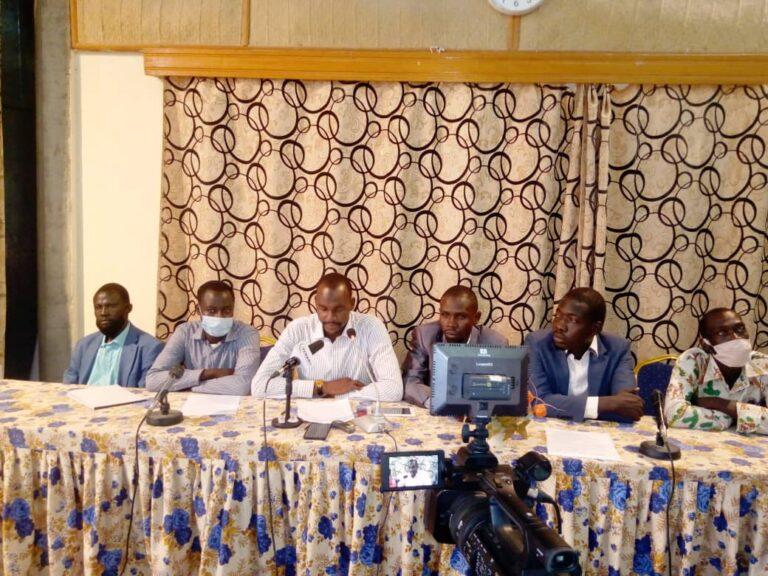 Tchad: la CTDDH dénonce des manœuvres contre le comité exécutif et son SG Mahamat Nour Ibedou