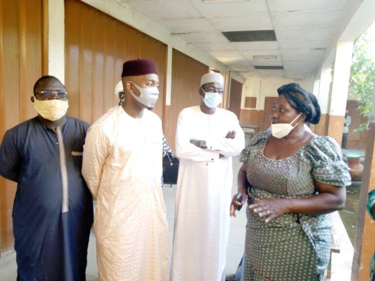 Tchad : des centres sociaux mal-en-point visités par les responsables du ministère de tutelle