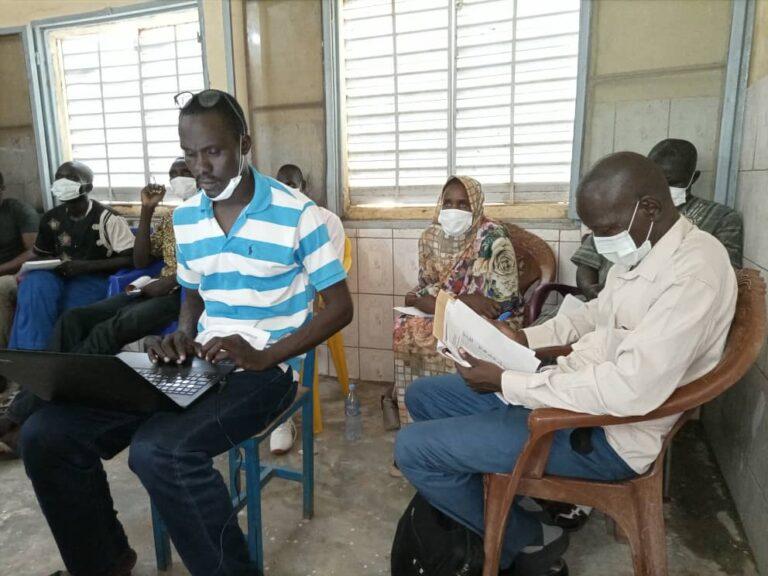 SILA: les agents de la santé sont en formation à Koukou