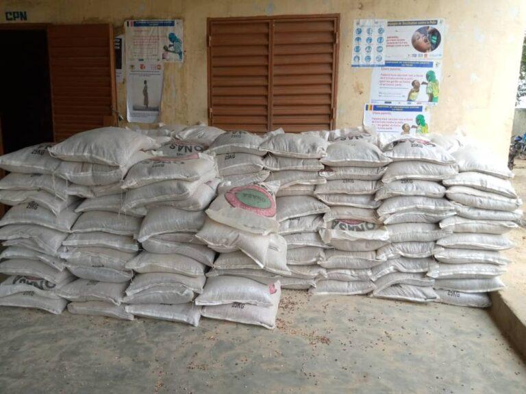 Tchad : 1000 kits de vivres et non vivres distribués dans 5 centre sociaux à N'Djamena