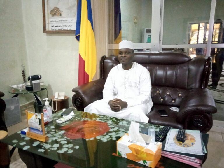 Tchad : à Moundou,  le ministre de la jeunesse et des sports insuffle une nouvelle dynamique
