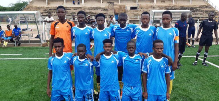 Football-U17: déjà un qualifié dans le groupe B