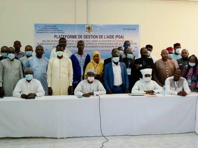 Tchad : des agents de l'État outillés en techniques de traitements comptables et décaissements