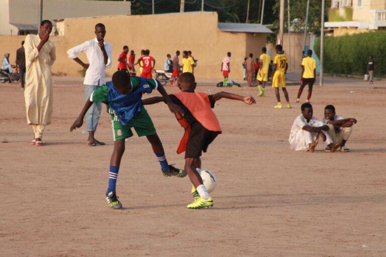 Tchad: l'Ecole des Champions, un concours de détection des jeunes talents du football est lancé