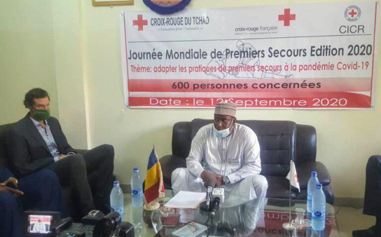 Tchad : garantir les premiers secours, une préoccupation de la Croix-Rouge