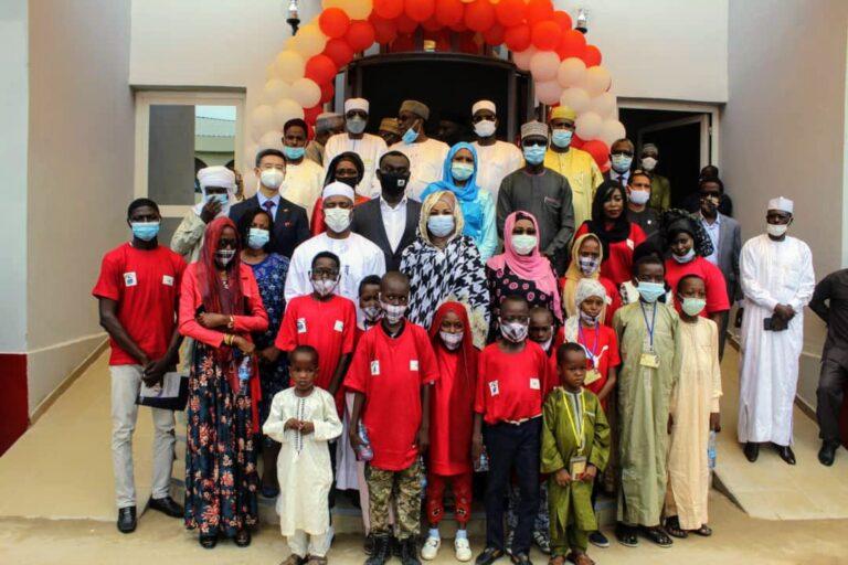 Tchad : inauguration du centre national de lutte contre la drépanocytose