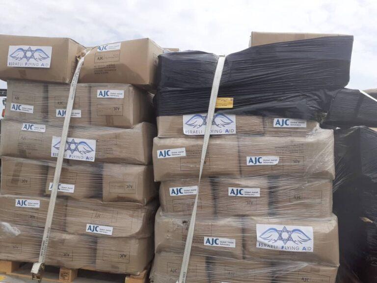 Tchad-Israël : un cargo de l'armée tchadienne ramène de l'aide humanitaire