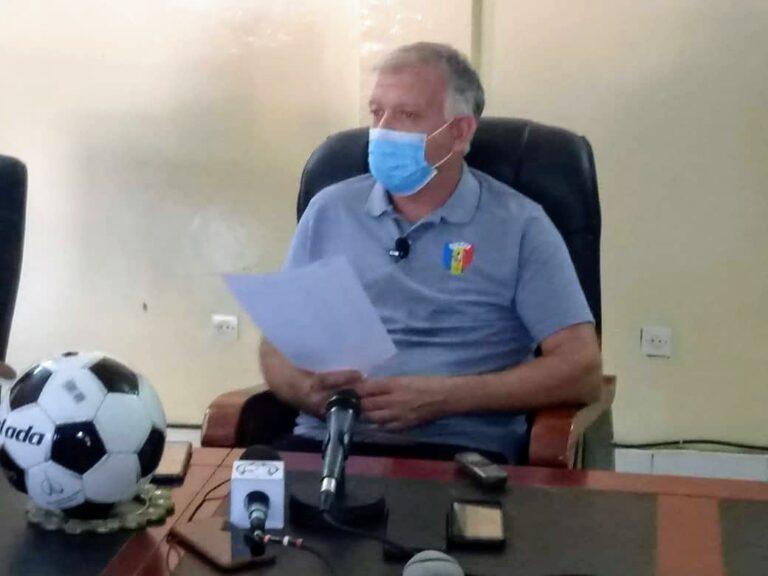 Tchad-Football : Emmanuel Tregoat dévoile la liste des 20 joueurs retenus pour les matchs  contre le Soudan