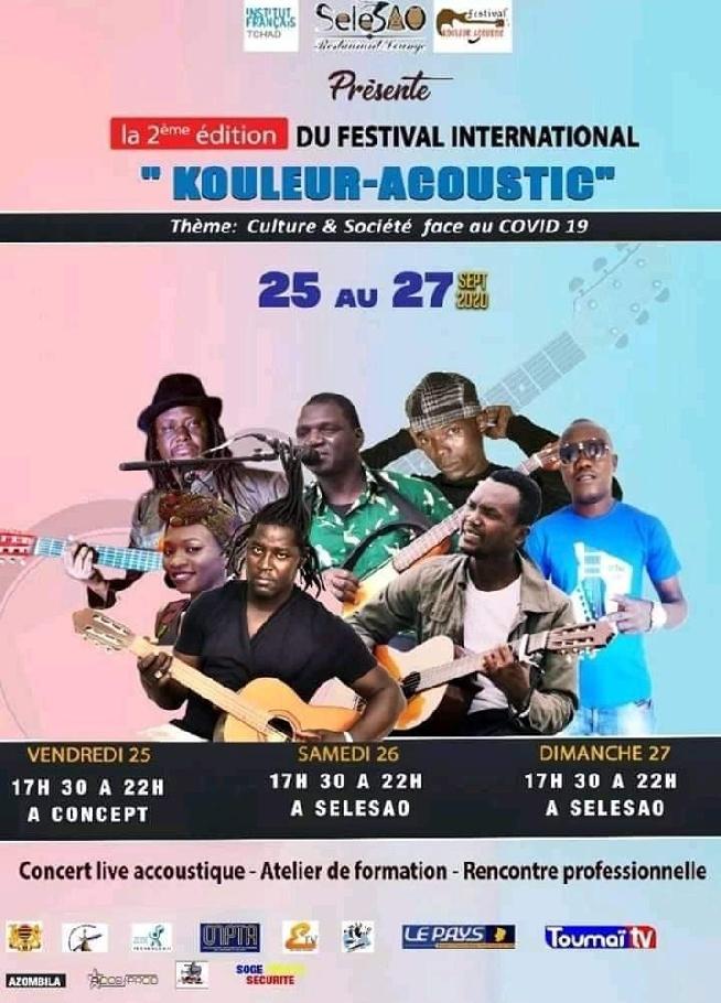 Festival international Kouleur Acoustic : Les dates de la 2ème édition sont connues