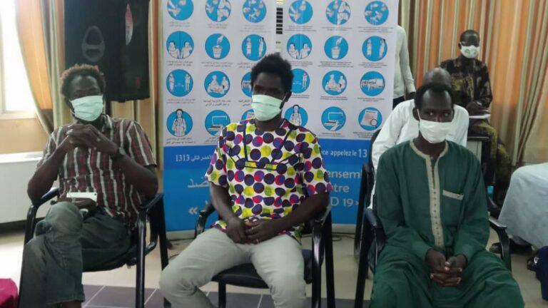 Tchad : Dr Besso et son équipe reçoivent les mérites de la nation