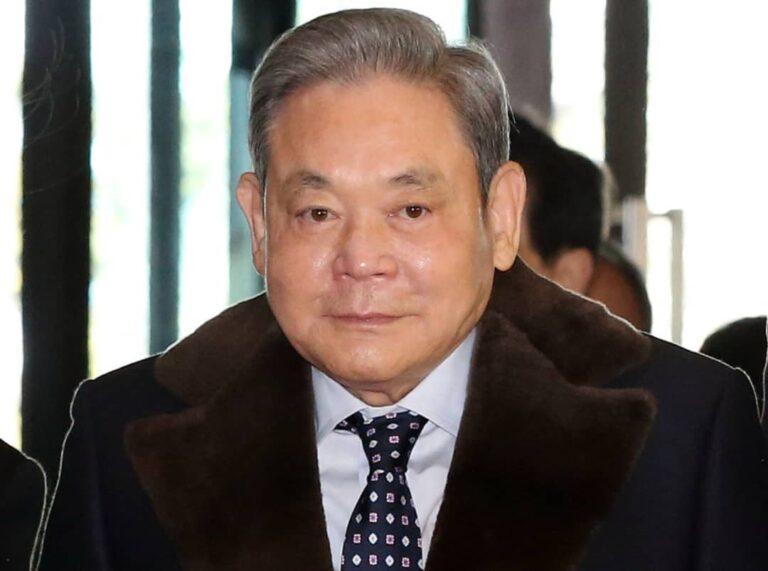 Nécrologie: Lee Kun-hee, président de Samsung, est décédé