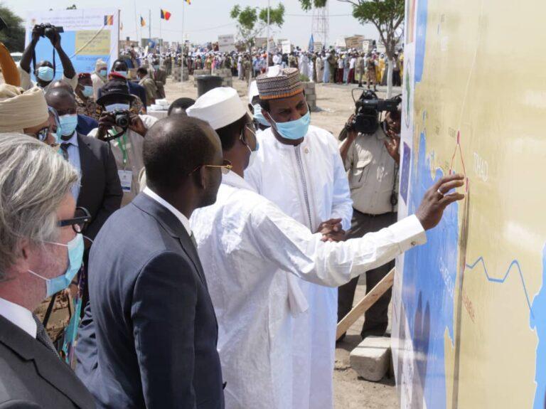 Tchad : voici les avantages du projet de la dorsale transsaharienne à fibre optique lancé à Massakory
