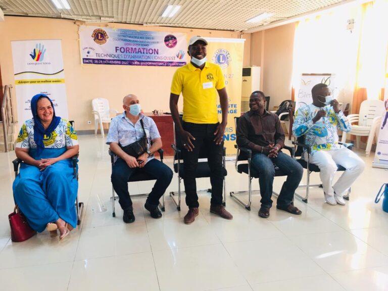 Tchad : Lions Quest forme des enseignants en technique d'animation